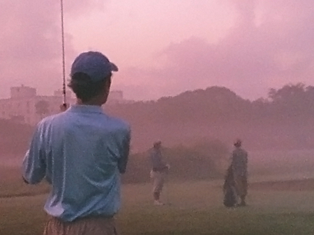 "Scott Sadler, Twilight at ""Guindy"", The Gymkhana Golf Club, Chennai, India"